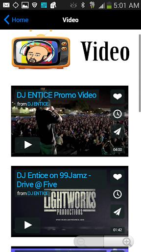 【免費娛樂App】DJ ENTICE-APP點子