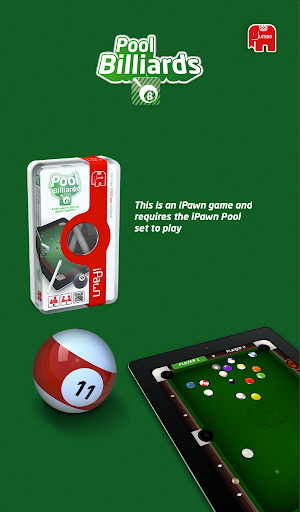 Pool Billiards for iPawn®
