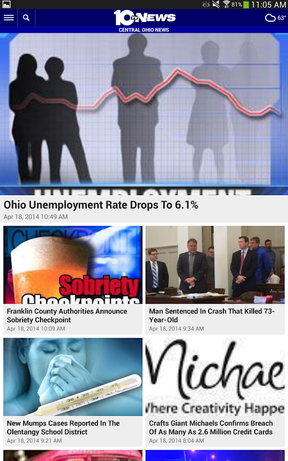 10TV WBNS - screenshot