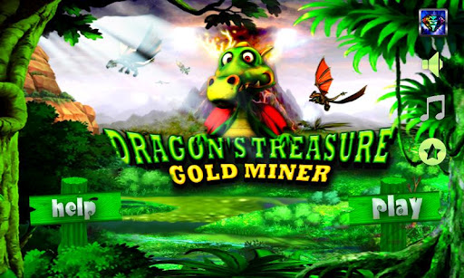 Dragon Treasure - Gold Miner apk v2.1 - Android