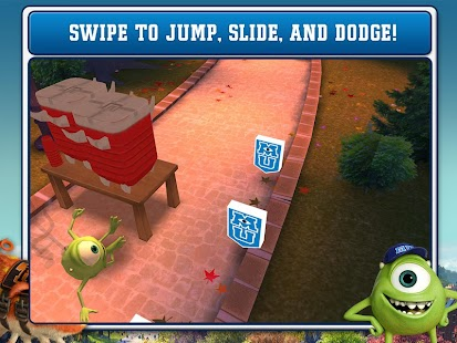 Monsters U: Catch Archie - screenshot thumbnail