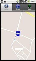 Screenshot of Car localization lite