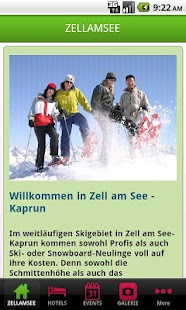 Zell am See - screenshot thumbnail