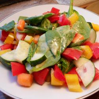 Creamy Tarragon Salad Dressing