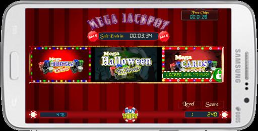 Slots-Mega spin slot Machines