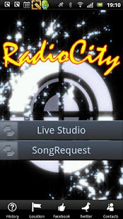 Radio City 1386AM (2.2+) - screenshot thumbnail