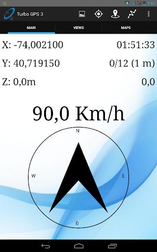 Turbo GPS 3