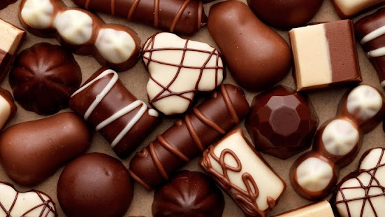 Chocolate Jigsaw Puzzles - náhled