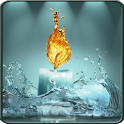Water Candle Locker theme icon