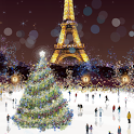 Christmas Rink LiveWallpaper icon