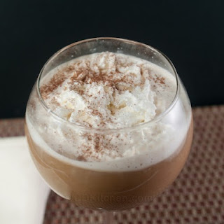 Bailey's Irish Cream Coffee.