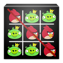 Angry Birds Tic Tac Toe icon
