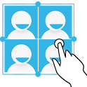Resizable Contacts Widget icon