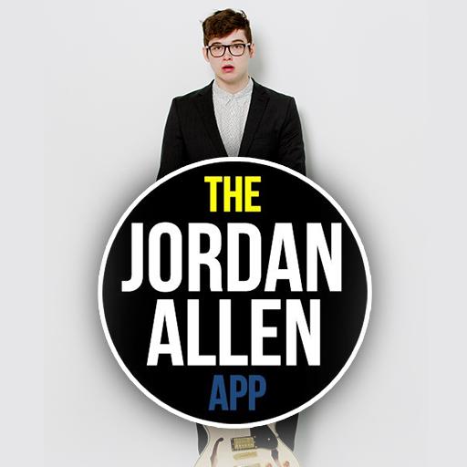 Jordan Allen 社交 App LOGO-硬是要APP