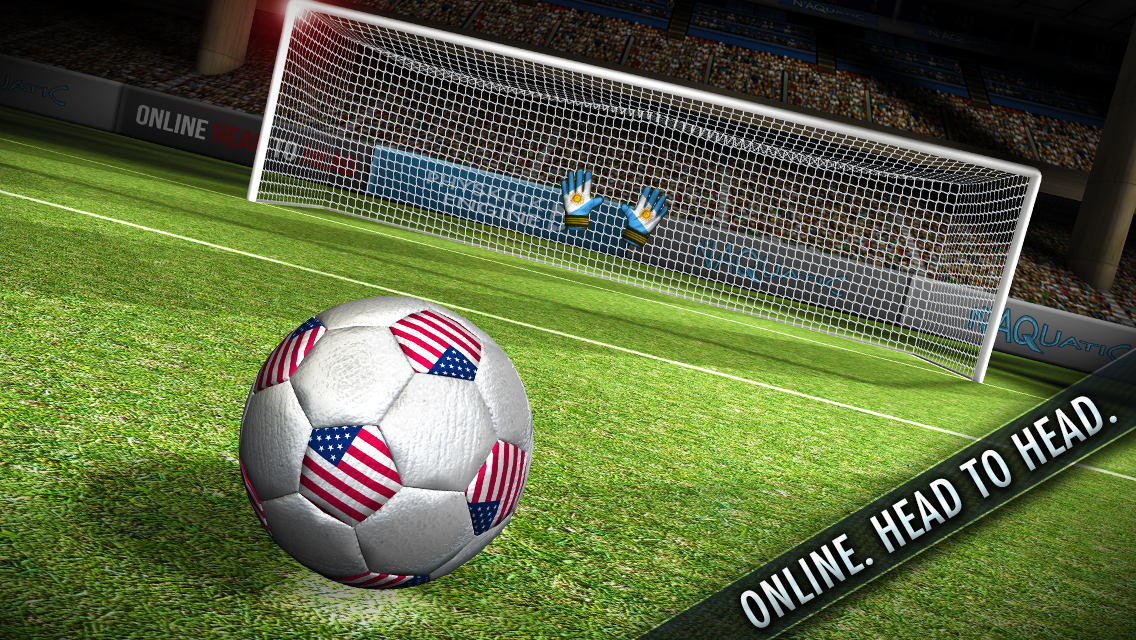 Soccer Showdown 2014- screenshot