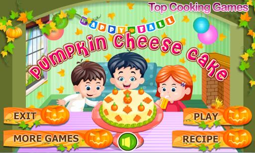 Pumpkin Cheesecake Cooking