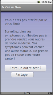 Ebola virus, infected?- screenshot thumbnail