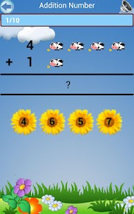 Kids Math Game-Free math learn - screenshot thumbnail