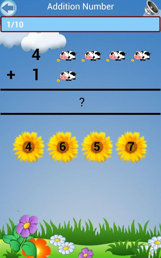 Kids Math Game-Free math learn- screenshot