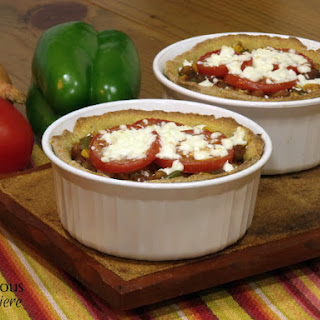 Individual Enchilada Pies