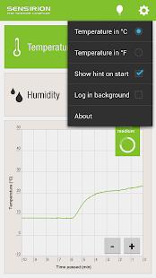 Ambient Temperature & Humidity - screenshot thumbnail