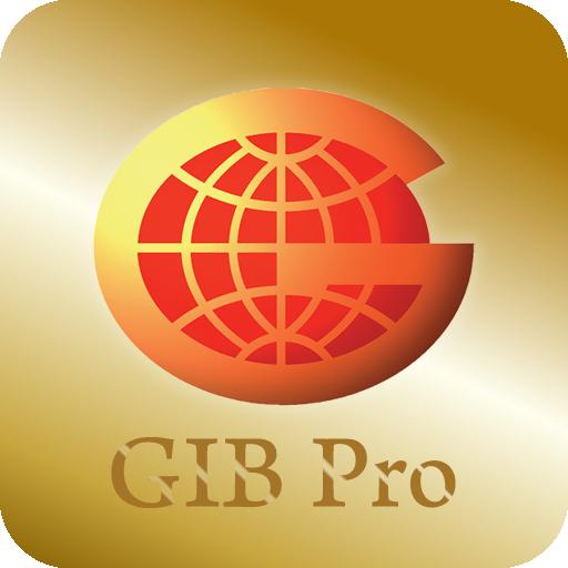 GIB Pro 財經 App LOGO-APP試玩