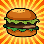 Fast Food Match-3 Puzzle Game