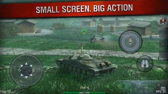 World of Tanks Blitz - screenshot thumbnail