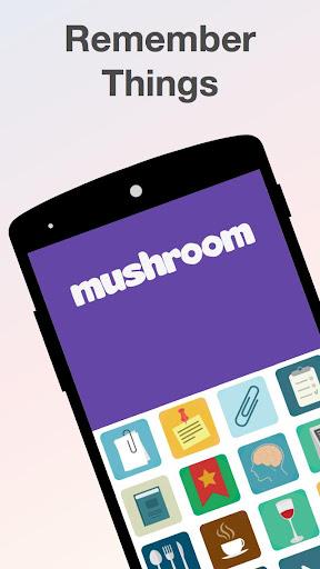 Mushroom Memo