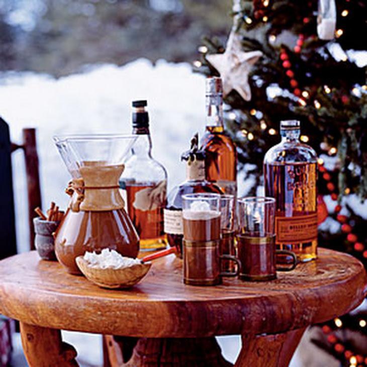 Cowboy Coffee Bar Recipe