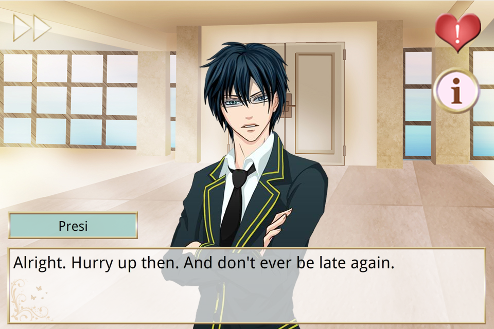 MyBoy School ~ Otome Game ~- screenshot