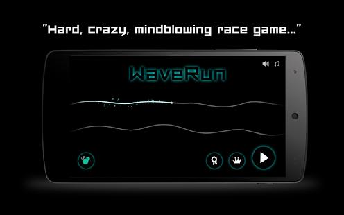 WaveRun Screenshot 1