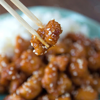 Better Than Takeout Sesame Chicken.
