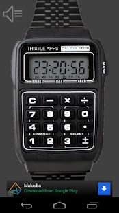 Calculator Watch - screenshot thumbnail