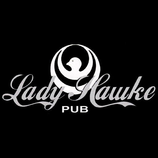 Lady Hawke Pub LOGO-APP點子