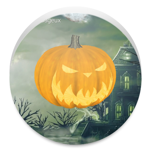 Halloween Jack-o' lantern LWP
