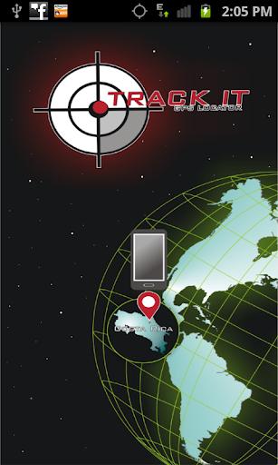 TrackIt GPS Locator