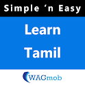 Learn Tamil by WAGmob logo