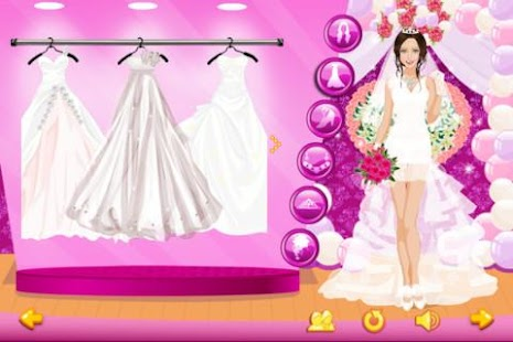 Dress up wedding android apps on google play for Wedding dress up games for girls and boys