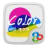 Color Evil GO Launcher Theme mobile app icon