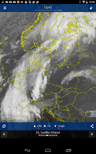 Sat24, Weather satellite- screenshot thumbnail