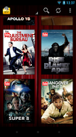 Screenshot of MovieBrowser HD