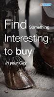 Screenshot of 3 Crumbs -Local shopping guide
