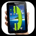 tablet calling logo