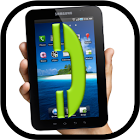 Tablet Calling icon