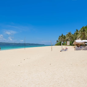 summer in boracay, philippines by Jan Robin - Landscapes Beaches