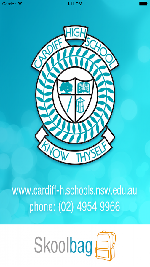 Cardiff High School - screenshot