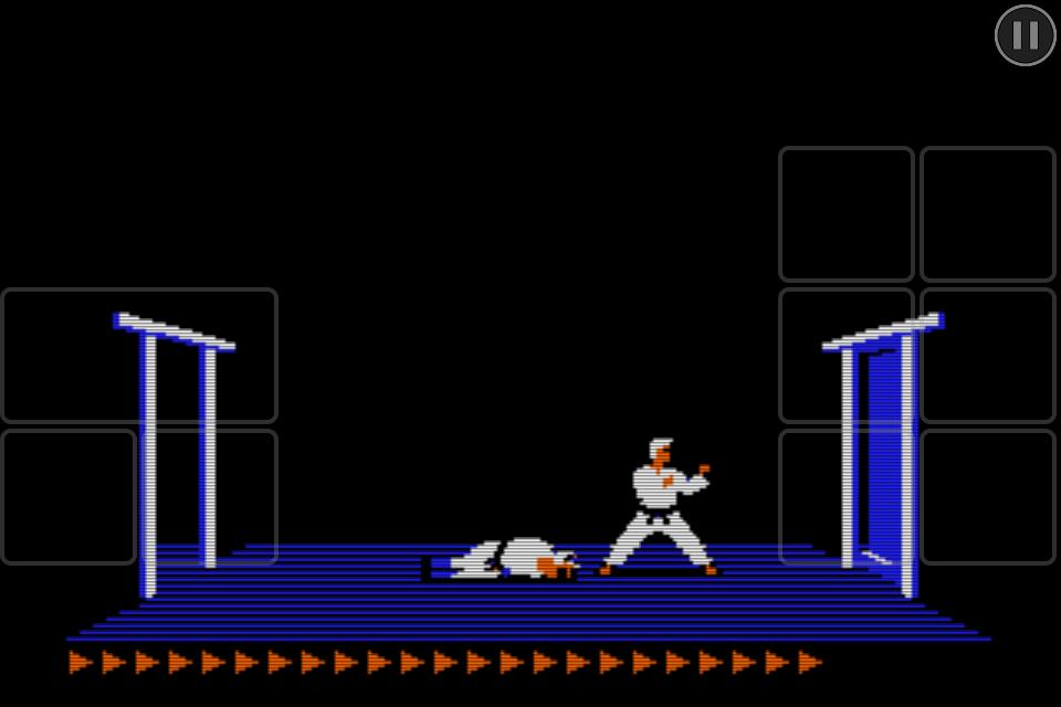 Karateka Classic screenshot #5