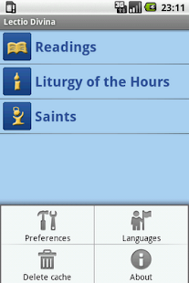 Lectio Divina- screenshot thumbnail