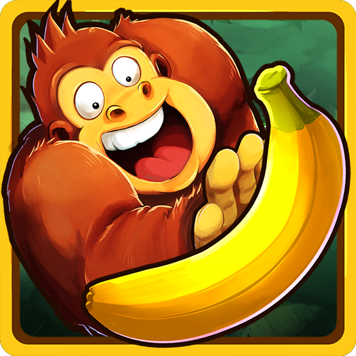 Banana Kong Icon